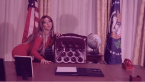 melania-oval-office