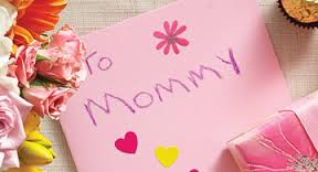 To Mommy